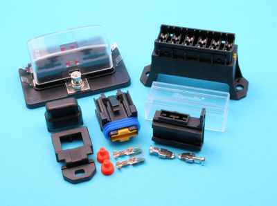 Fuse Boxes & Holders