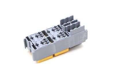 polevolt ltd modular fuse system 6 mini fuse 4 micro relay holder rh polevolt co uk BMW Fuse Box Location Ford F-150 Fuse Box Diagram