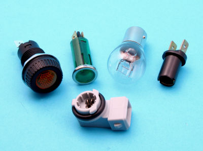 Indicators, Bulbs & Holders